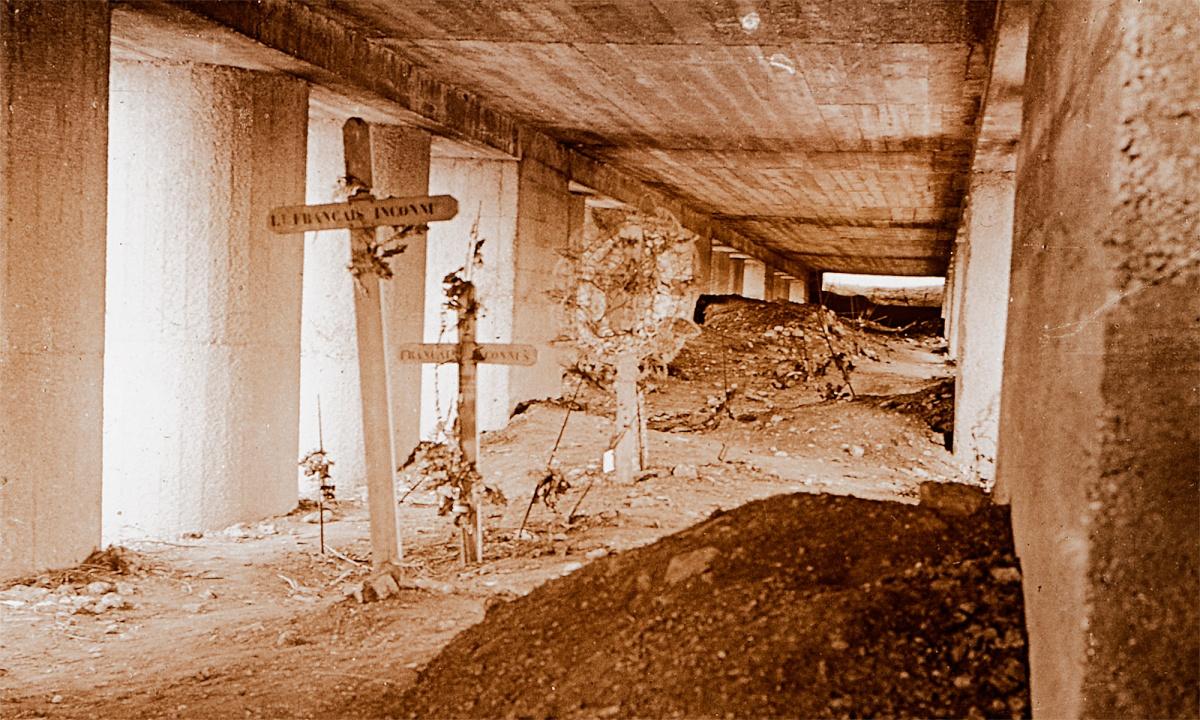 One-shot #7: Tranchée des Baïonnettes, Verdun