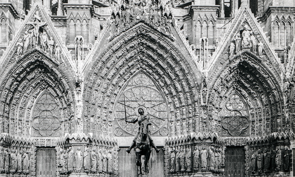 Fasser Collection: Reims Cathedral & More