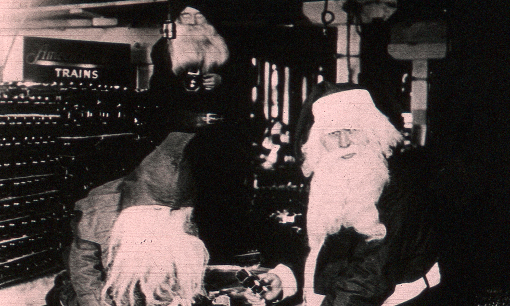 "Depression-Era Santa: ""The Night Before Christmas"""