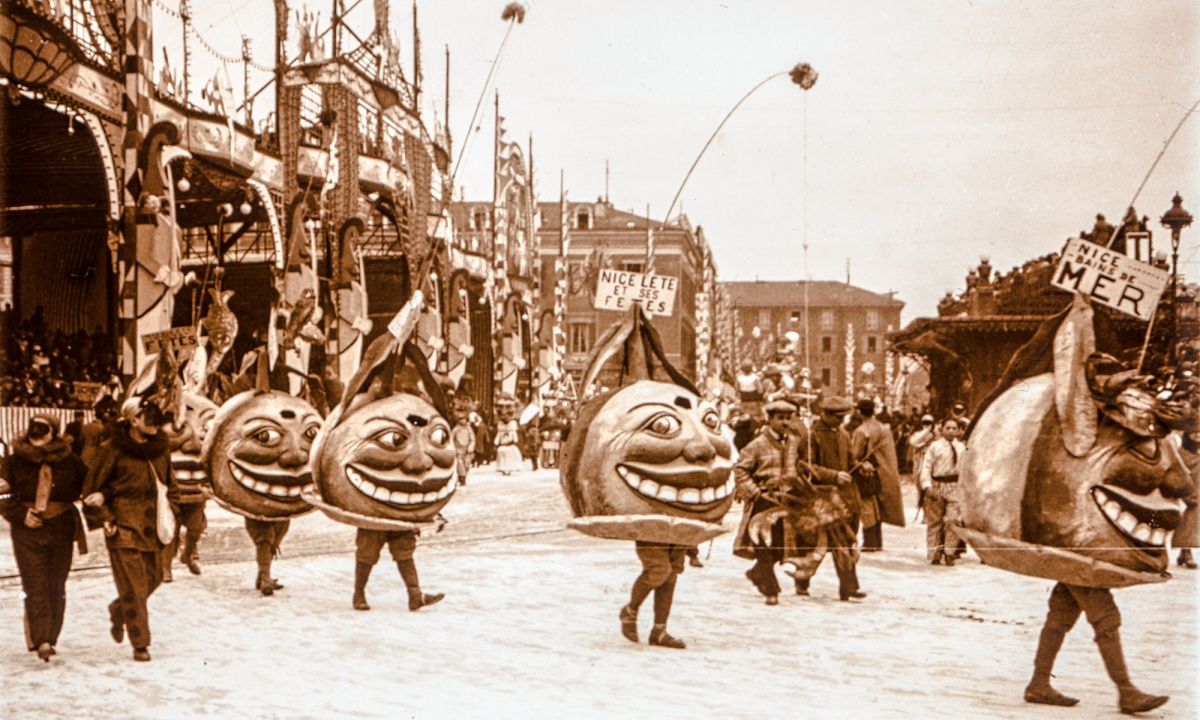Carnaval de Nice 1933