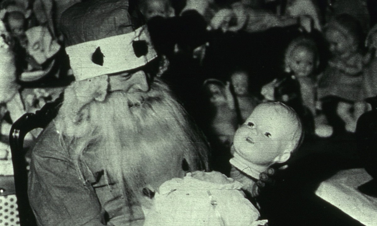 "Creepy Christmas: ""Santa's Workshop: Where Dreams Come True for Girls"""