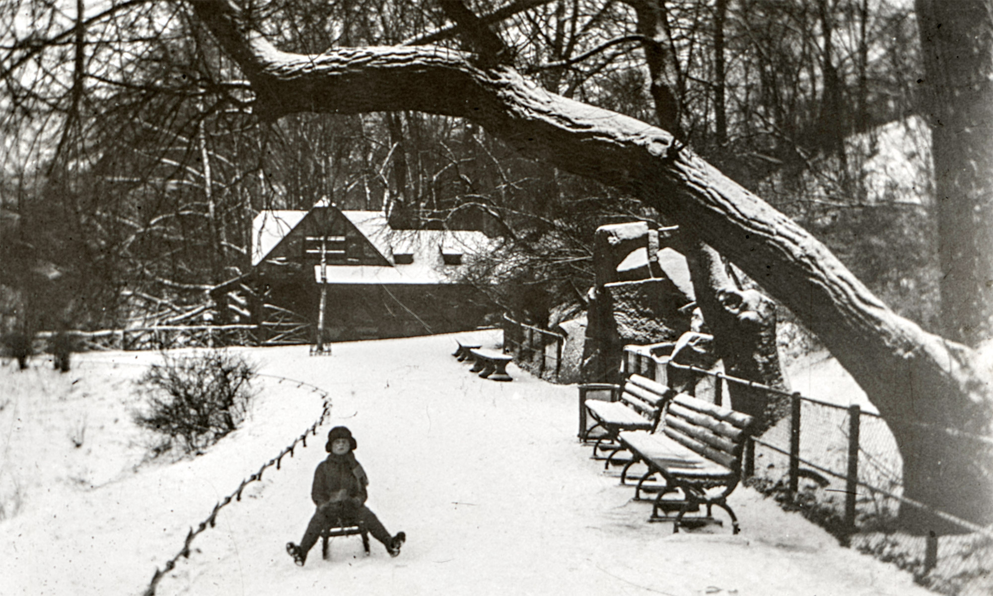 Mystery Box #1: Winter in Germany, mid-1930s